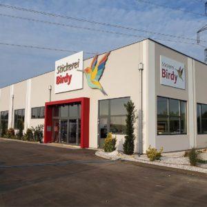 Birdy Firmengebäude2